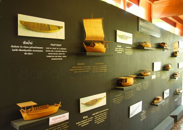 Top 10 Things to do in Ayutthaya-Thai Boat Museum