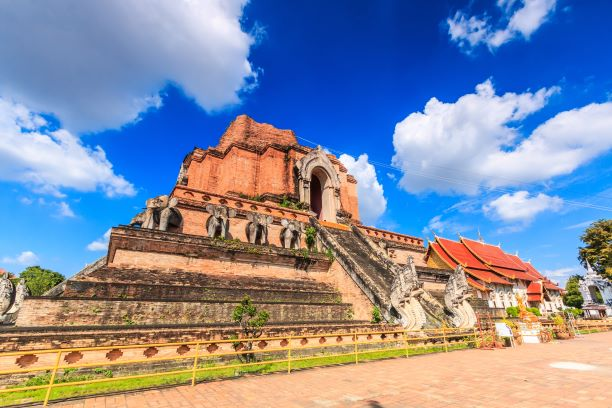 Top 10 temples in Chiang Mai-Wat Chedi Luang