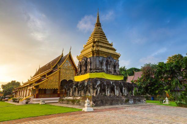 Top 10 temples in Chiang Mai-Wat Chiang Man