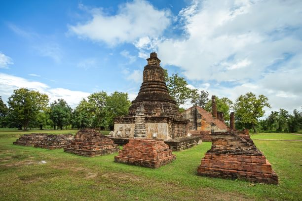 Wat Chedi Si Hong