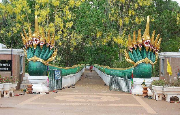 Wat Kham Chanot in Udon Thani
