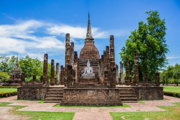 Wat Sasi Sukhothai Historical Park