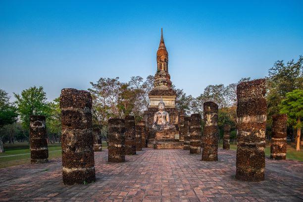 Wat Traphangngoen temple