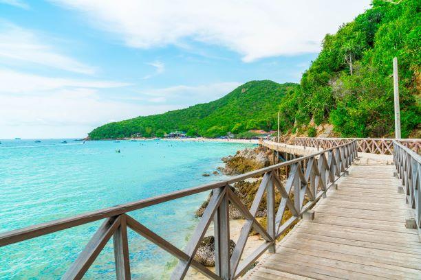 Koh Larn (Larn Island) - Pattaya - Guide to Thailand