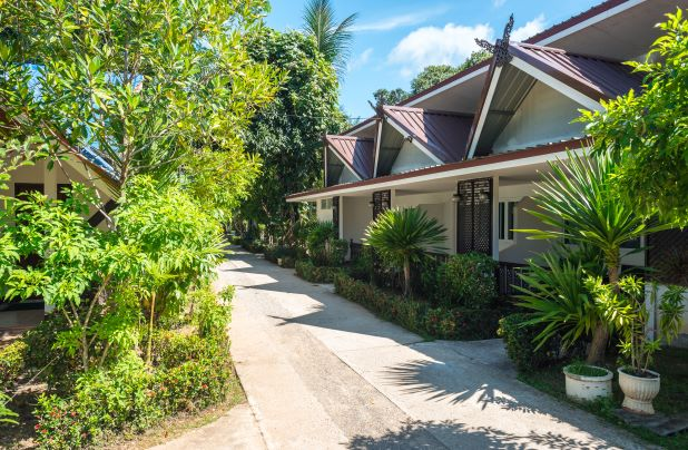 bungalows of Krabi Forest Homestay-Accommodation