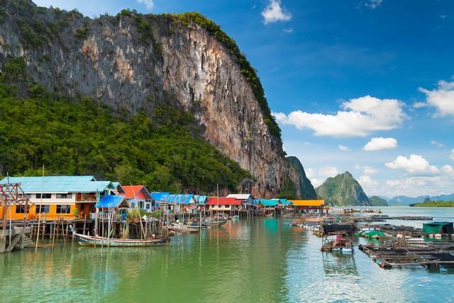 Things to do in Phang Nga- Visit Koh Punyee village