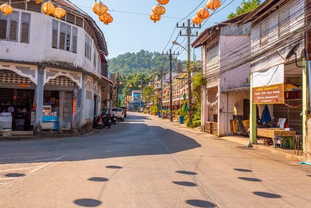 Takuapa Old Town