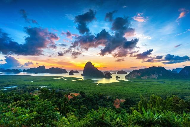 Things to do in Phang nga Thailand
