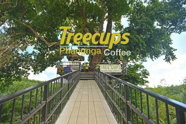 Tree Cups Phang-Nga Coffee