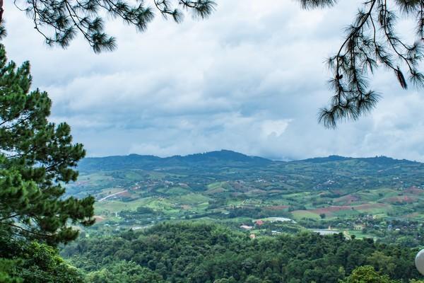 Khao Ya Peak viewpoint