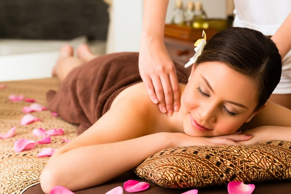 Why the aroma therapy massage