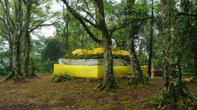 San Ku (the ancient remain)