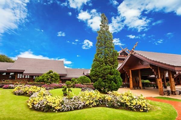 About Doi Tung Royal Villa
