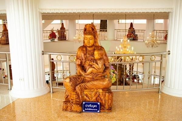 Floor 3: The Statue of Sitting Quan Yin