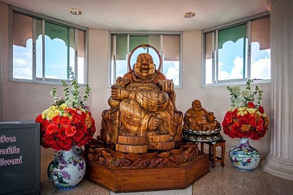 Floor 8: The statue of Katyayana Saint
