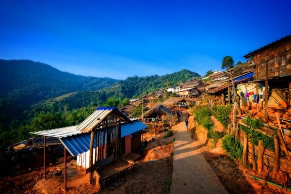 Khob Dong Village