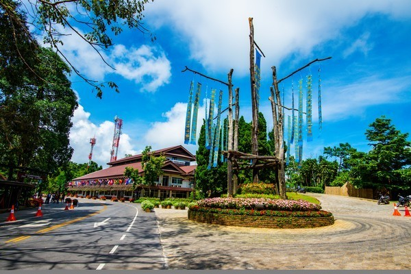 How to get to Doi Tung