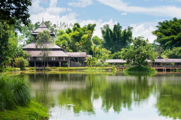 Mae Fah Luang Art & Culture Park