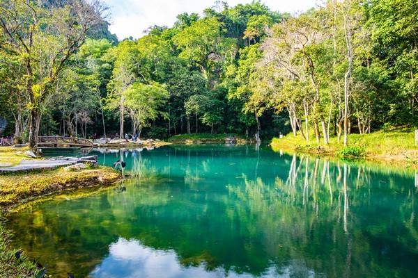 The Emerald Pond