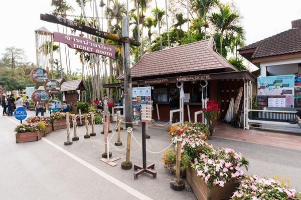 Mae Fah Luang Garden Entrance Fee