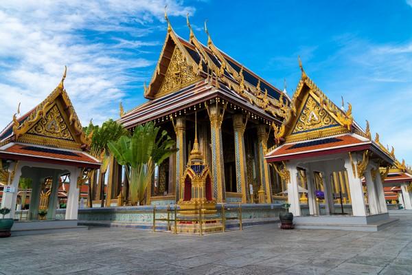 Ubosot of Wat Phra Kaew