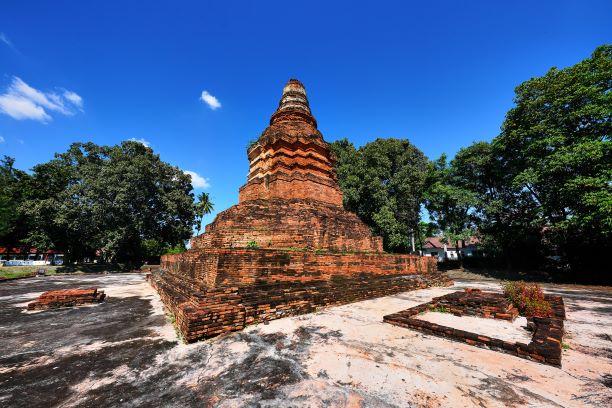 Wiang Kum Kam in Chiang Mai
