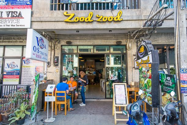 Zood Zood in Nimman Road
