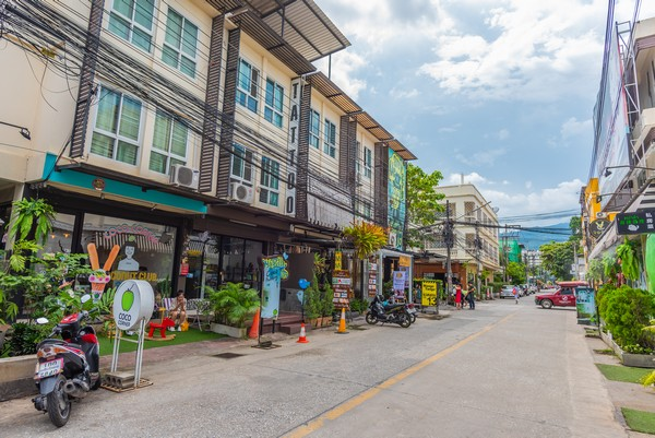 Nimman Road Soi 13 The Paradise for the Gourmet