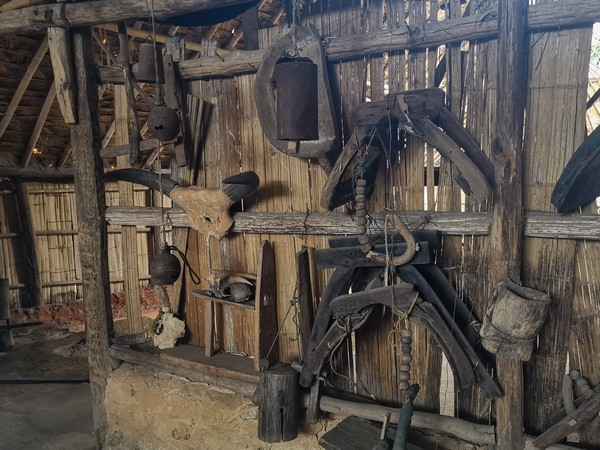 Hmong tools in Doi Pui Village
