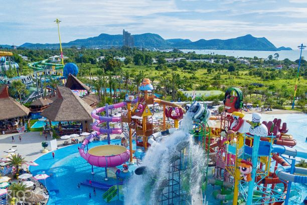 Cartoonival Zone at Cartoon Network Amazone Waterpark
