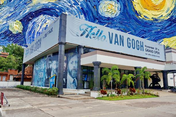 Hello Van Gogh Pattaya