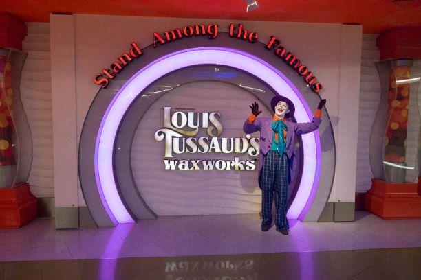 Louis Tussaud's Wax Museum