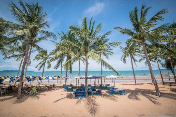 Na-Jomtien-beach-Pattaya attractions Thailand