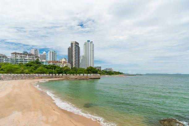 Na Klua Beach Pattaya Thailand