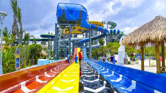 New amazing water park in Pattaya
