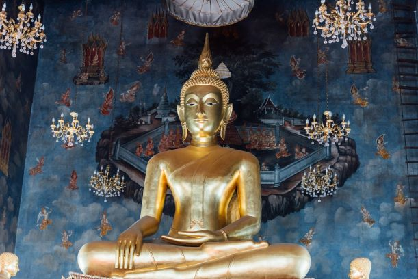 Phra Buddha Setthatamamunindra of Wat Ratchanatdaram
