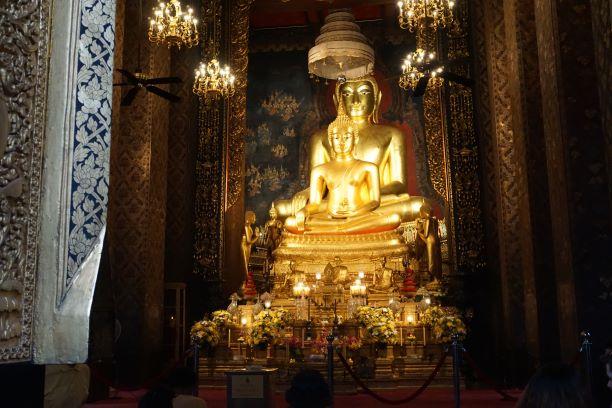 Phra Suwannakhet or Lung Pho To of Wat Bowonniwet Vihara