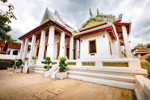 Ubosot of Wat Bowonniwet Vihara