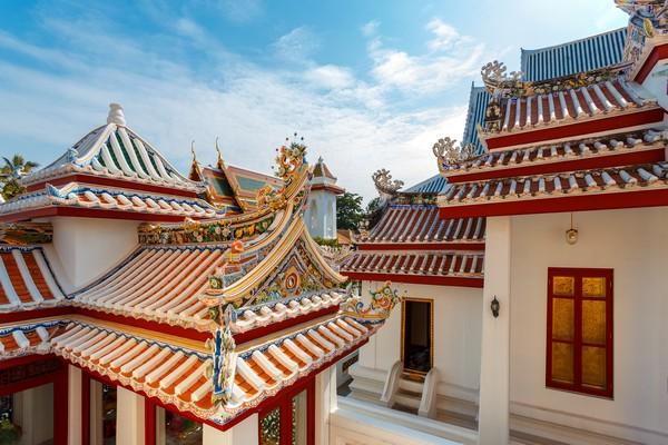 Vihara Keng (the Chinese Roof Chapel)