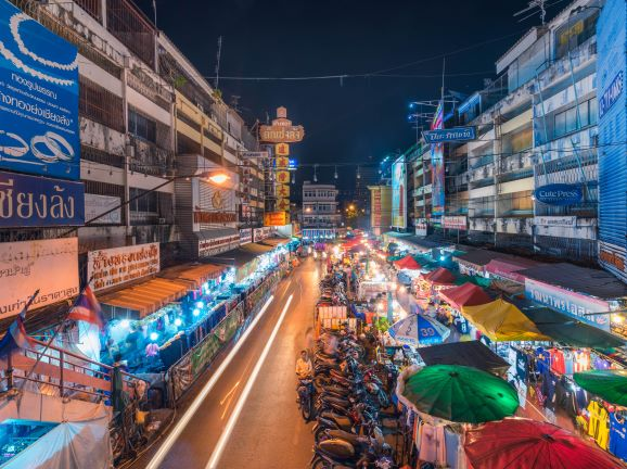 How to Get to Warorot Market