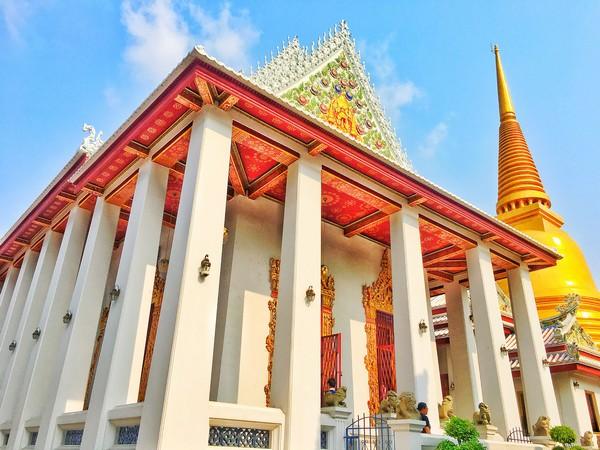 Vihara Phra Sassada of Wat Bowonniwet Vihara
