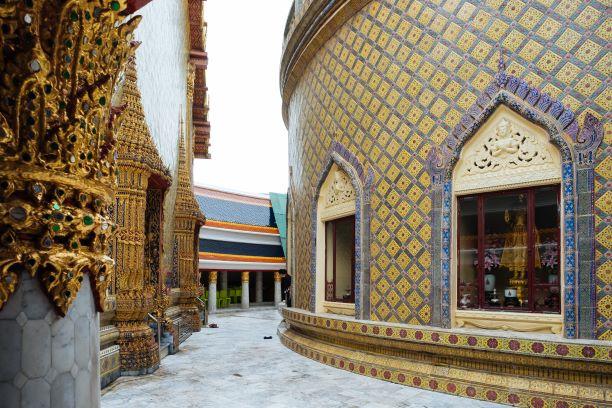 Vihara of Wat Ratchanatdaram