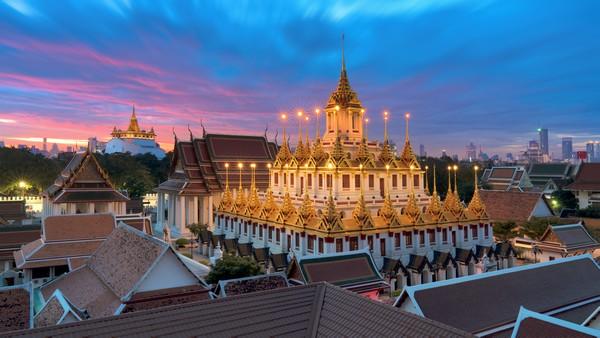 How to Get to Wat Ratchanatdaram