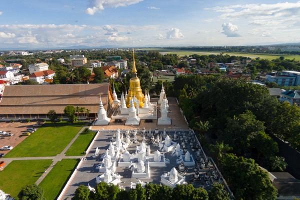 History of Wat Suan Dok