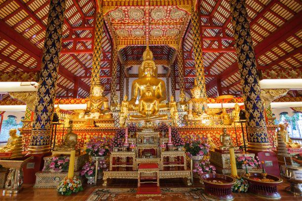 Phra Buddha Patima Kha King