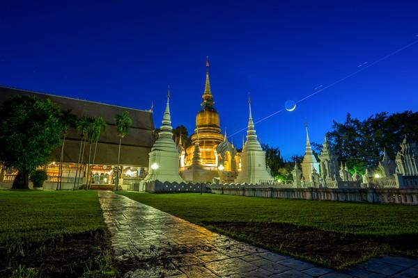 General Information about Wat Suan Dok